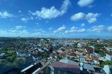 """印尼泗水城市俯瞰, 泗水(印度尼西亞語:Surabaya;爪哇語:ꦯꦸꦫꦧꦪ;当地华人曾译""""泗里木"""""""