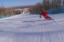 长白山万达滑雪场