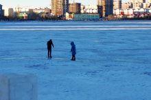 冰天雪地的乐趣