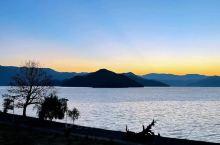 泸沽湖,景色宜人,实在太棒了!