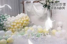 迪拜 温暖INS风 气球鲜花浪漫求婚