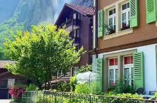 这辈子一定要来一次阿尔卑斯山·瑞士?