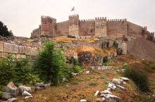 在土耳其的塞尔丘克看古希腊以弗所
