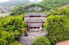 宁波慈城的清道观,位于城外的山上,历史记载,这里始建于唐天宝年间,南宋绍兴年重建,至今已有千年历史。