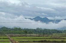 雨后的江山美景!