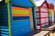 #网红打卡地 近几年挤身于澳洲网红打卡地之一的就是位于墨尔本的Port Philip Bay地区的海