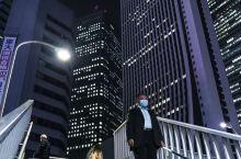 东京都的夜晚