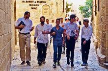 耶路撒冷老城内犹太人集聚地