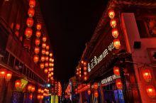 西塘古镇的夜景和夜店