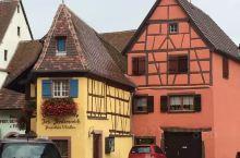 法国最美乡村科尔马