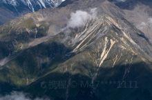 中国最美山峰的日照金山
