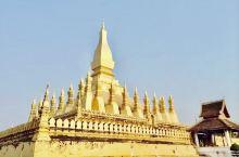 老挝万象塔銮寺