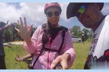 滑翔伞超嗨体验 人均600飞翔在潜水胜地上空