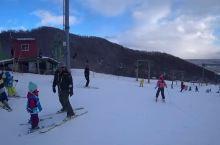 北海道札幌藻岩山滑雪场2020.1