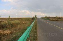 张北草原天路东线即景。