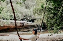 【悉尼小众0元拍照 遇见巴厘岛同款网红秋千】 在悉尼竟然也藏着巴厘岛类似款的网红秋千拍出世外桃源大片