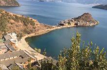 风景秀丽的湖光山色