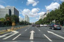 西城即景。哈尔滨学府路上。