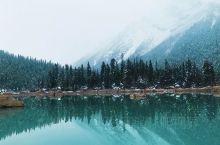 然乌湖 天堂坠落的眼泪