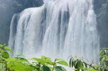 刷爆朋友圈的贵州黄果树大瀑布