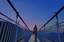 在安远三百山遇到最美日落