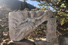 东罗马帝国遗址,第一张照片,像不像耐克商标?