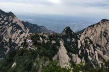五岳之西岳华山