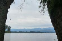 三岔湖的美
