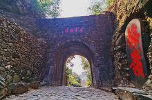 梅关古道:一脚跨两省,还能穿越到古代