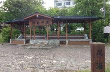 #小众发现社 日本北海道洞爷湖的足浴场,看看湖景,洗洗足,不错不错。