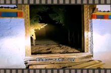 """夜探木里瓦尔寨大寺,被狗""""吓""""到了!"""