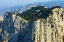 360度看华山,古代就是一个与世隔绝的地方,险峻壮观