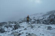 哈巴雪山攀登纪实