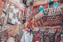 卡帕多西亚网红地毯店打卡