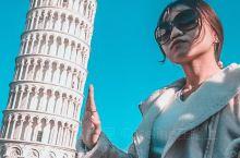 比萨斜塔-你不知道登顶比萨是巨晕的