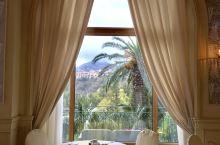 景观超好的迪奥多罗别墅酒店