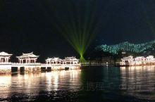 潮州广济桥灯光秀