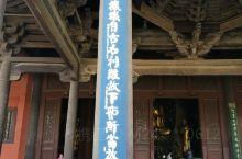 华严寺与四牌楼