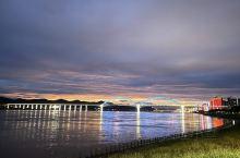 宜昌的夜景超美