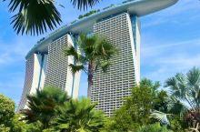 新加坡的三联塔