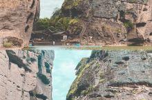 龙虎山 远观仙水岩崖墓群 惊叹古人的智慧