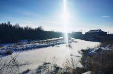 北国风光—雪地游玩