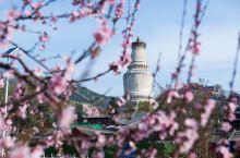祈福五台山,春季正当时。