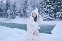 冬季的北疆‖童话般的喀纳斯