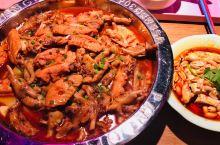 北京探店鸡爪鸡翅炸裂好吃|肉蟹煲是招