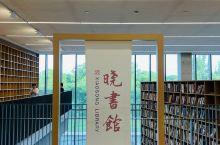 杭州良渚文化中心的晓书馆