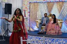 斐济印度人的婚礼了解一下