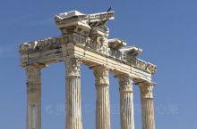 象牙色的阿波罗神庙~