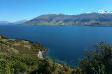 美丽新西兰南岛小镇-瓦纳卡