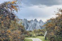 """高原上的""""异域星球""""——墨石公园"""